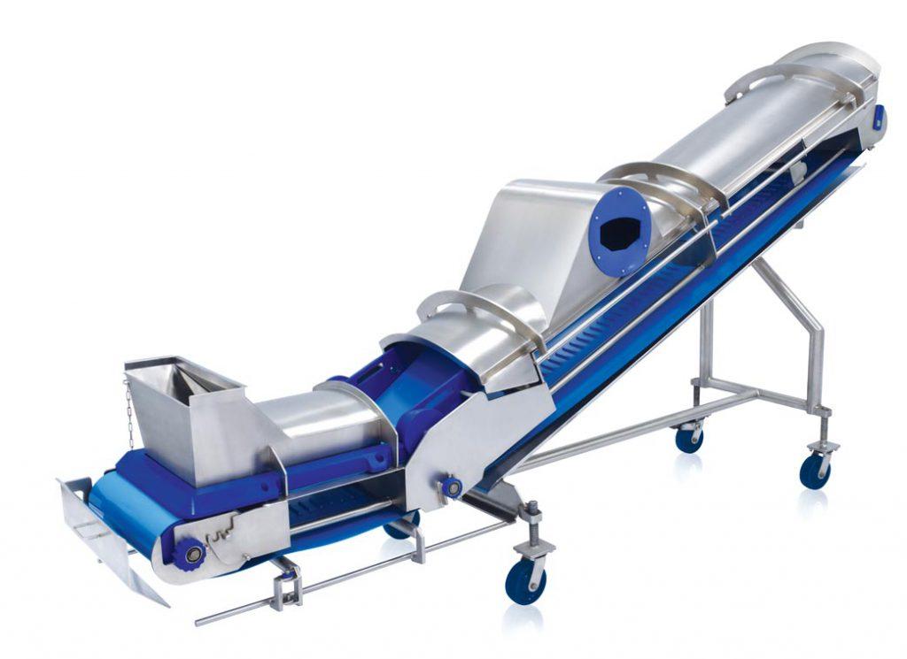 Dog-Leg Conveyor
